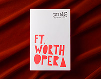 Fort Worth Opera | Festival Zine