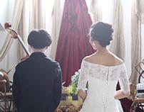 結婚パーティ/wedding party