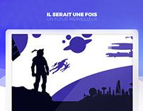 RATP - Il Serait Une Fois [Exhibition - Motion Design]