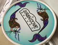 Lavender Siren Cove Package Design