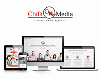 Chilli Media: Branding & Web Development