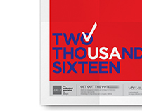 AIGA-Get Out the Vote