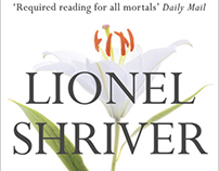 Lionel Shriver book cover