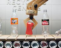 TVC Coca-Cola: A Bottle Love Story