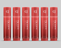 Lip Balm / Cosmetic Mockups (PSD files)