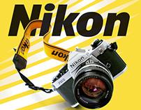 Nikon - Reconocimiento Facial