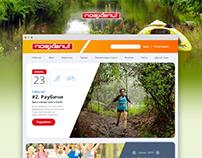 Restyling of Website | Poehali