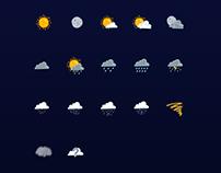 折繪-天氣插件