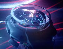 Casio G-Shock GA140 Brand Film