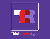 Logo—ThinkProgress should be ThinkCenterRight, Oct 2016