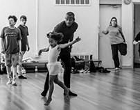 The Ballet Class Young AMICI Dance Theatre