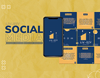LIV EZY-Social Media