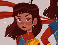 Ms Marvel - Kamala Khan