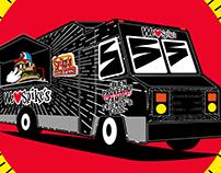 FoodTruck Spike's Burgers & Alitas