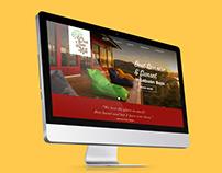 One Tree Hill Hostel Web Design