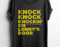 SuperLenny Shirts