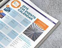 Concrete in Australia magazine: editorial design