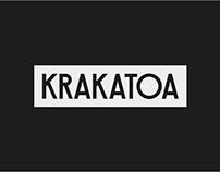 KRAKATOA [Mérignac - Fr] Nouvelle charte graphique