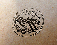 Mezza Lebanese Kitchen Logo