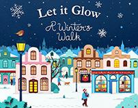 Owen Gildersleeve's A Winter's Walk
