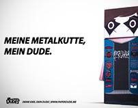 Meine Metalkutte, Mein Dude