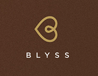 Blyss Identity and Packaging