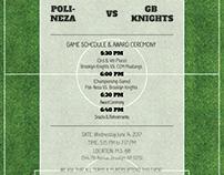 Soccer E-Invitations