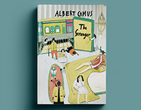 The Stranger by Albert Camus Indonesian Edition