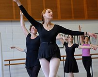 Academy of Dance Hosts First Silver Swan Training