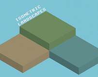 Isometric Landscapes