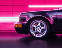 Porsche 939 Bad Boys Filmcar