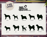 10 Dog Breeds vol.3