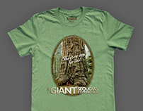 The Giant Sequoias Experience -  T-Shirt