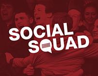 Social Squad Branding