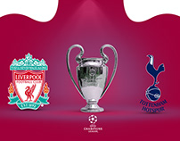 Social Media #1 - final champions league 2019