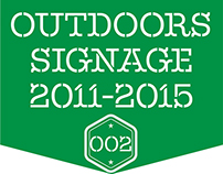 OutDoors Signage 002