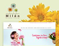Flores de Milán - Tienda Virtual
