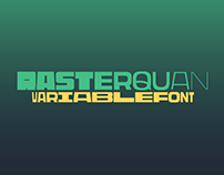 Font Rasterquan