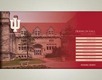 FH Franklin Hall IU - Interactive PDF Proposal