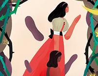 Brio Magazine Illustration