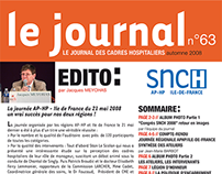 "Journal du syndicat ""SNCH"""