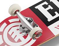 Skateboard CGI