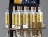 Trade equipment for alcohol