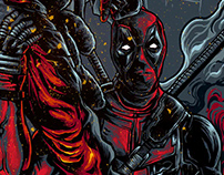 Deadpool & Cable Poster