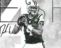 Deshaun Watson - New York Jets Jersey Swap / Tutorial