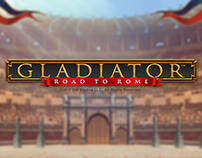 Gladiator Road to Rome- Playtech - 2017