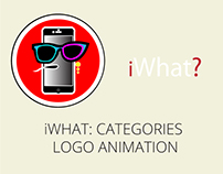 iWHAT: CATEGORIES Logo Animation