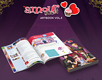Amour Sucré Artbook volume 3