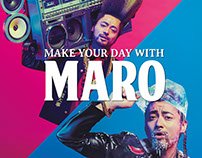 Maro (Hair Volumizing Shampoo)