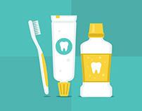 Сайт стоматологии Healthy-Dent